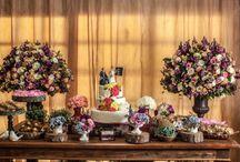 Decoração de casamento rústico / Imagens com decorações de casamentos rústicos!