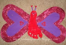 kid crafts / by Tiffany Christopherson