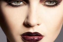 brave dark sexy lady makeup