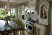 Kitchen / Remodeling kitchen products ideas white / by Sarah Vest Donley