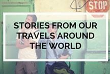 Stories From Our Journey Around the World / Our adventures (and misadventures) from our 9 years of traveling the world. Blog posts only from UncorneredMarket.com