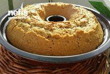 pasta yemek ve tatlı :)