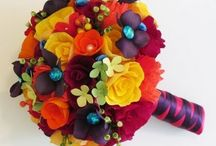 Fun with Paper Flowers