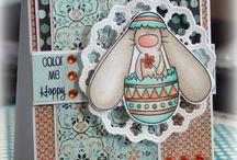 Cards Ideas / by Tina Covington