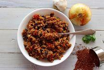 Quinoa / Food