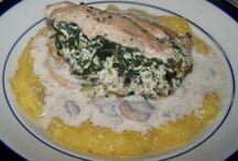 Jess' Thursday meals :-)