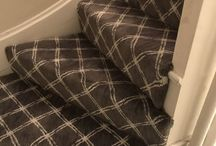 Multi-story Stair Runner