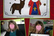 Saint Nicolas les activités / Saint Nicolas les activités réalisées par les enfants chez nounoudunord http://nounoudunord.centerblog.net/rub-activite-saint-nicolas-.html