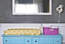 Decorating kids rooms / by Lydia Rosado