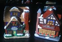 plaster houses