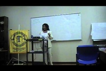 Public Speaking / by Author Yolanda Johnson-Bryant