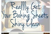 Clean / Tips and hacks for a happy healthy home!
