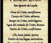Alma de Cristo....
