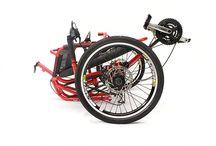 Triciclo reclinado