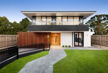 Jindabyne Project / New home build by Finney in Melbourne, in collaboration with Chan Architecture.
