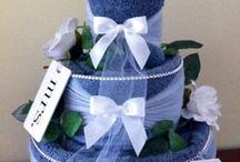 Inspiration Towel Cake