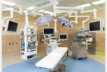 Booms / Skytron's Ergon 3 Booms are designed to provide comprehensive and convenient coverage to a diverse range of healthcare environments.