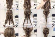 Saç modeli eğitimleri