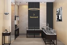 "Jewelry boutique ""buzzard"" in Moscow / by ITHAKA Architecture&Design"