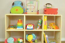 estante montessori