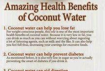 coconut <3 / by Amy Cousens, LMT, Holistic Health Coach