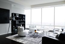 MONOCHROME CHIC / Monochrome interiors are restful, timeless, and practical – they make a compelling argument for pledging your decoration devotion to a luxe palette of black, white, and every shade of gray. Here, a roundup of the chicest pieces for an eternally stylish space.  Only at thehouseofthings.com/shop.