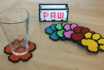 My Work In Perle Beads