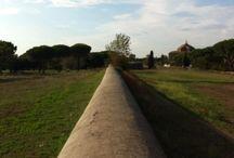 Parco degli acquedotti (ROMA) / Parco degli acquedotti (Roma) 21/09/2016
