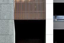 Balconies / Terraces / Balustrading