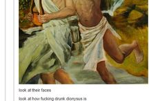 art & history memes