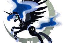 Princess Luna ( Nightmare Moon)