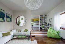 Farebnosť v interiéroch
