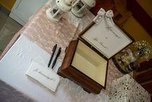 Wedding decoration vintage  DIY / Saját kezűleg gyártott, vintage esküvői dekor