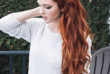Red hair, don't care!