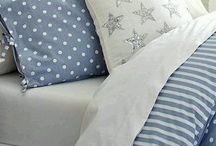 Ropa de cama, cojines