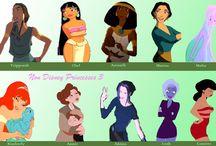 Disney & Non-Disney