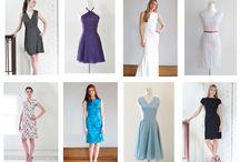 S E W I N G | Dresses