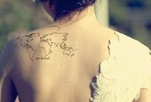 Tattoo Maps / All things tattoo and map related