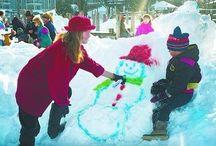 Snow fun / by Jenni Sprinz