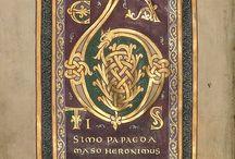 Illuminated Manuscripts True Works of Art