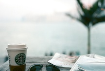 Starbucks   -with Landscape-
