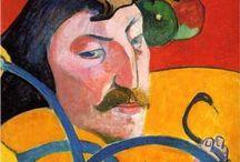 Gauguin Paul / Art