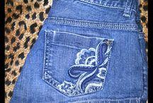denım embroidery