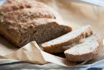 Eiweis Brot backen