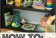 Going CLEAN Group / Post ideas for storage, cleaning, and organization here!  / by Jana Kimmel