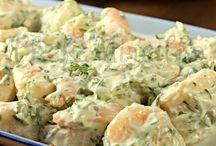Fish & Seafood / Fish and Seafood Recipes including #shrimprecipes #scalloprecipes #lobsterrecipes #crabrecipes #prawnrecipes