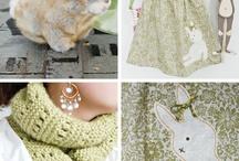 Bunny blitz / Rabbit and bunny themed inspiration