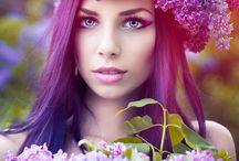 Flori in par