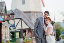 Weddings in Solvang / Romance, family friendly area, wineries and vineyard weddings in Solvang and the Santa Ynez Valley. Where the weather is almost always perfect!