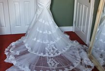 Galia fiona inspired wedding dress